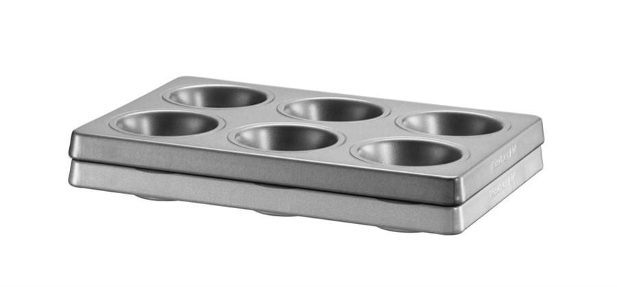 Formy do 6 mini muffinek 2 szt.