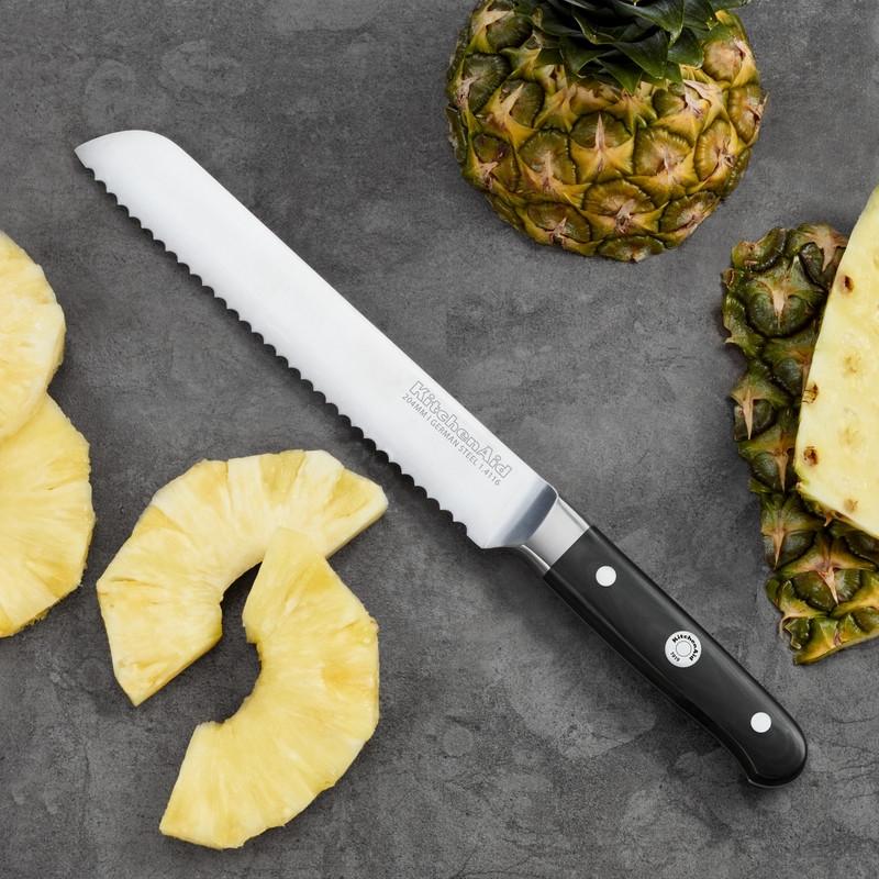 Nóż ząbkowany do pieczywa 20cm
