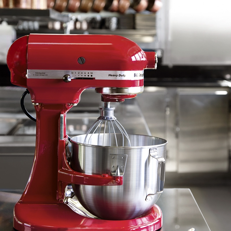 4,8L KitchenAid HEAVY DUTY 5 5KPM5