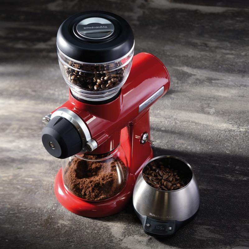 Zestaw Młynek do kawy + waga