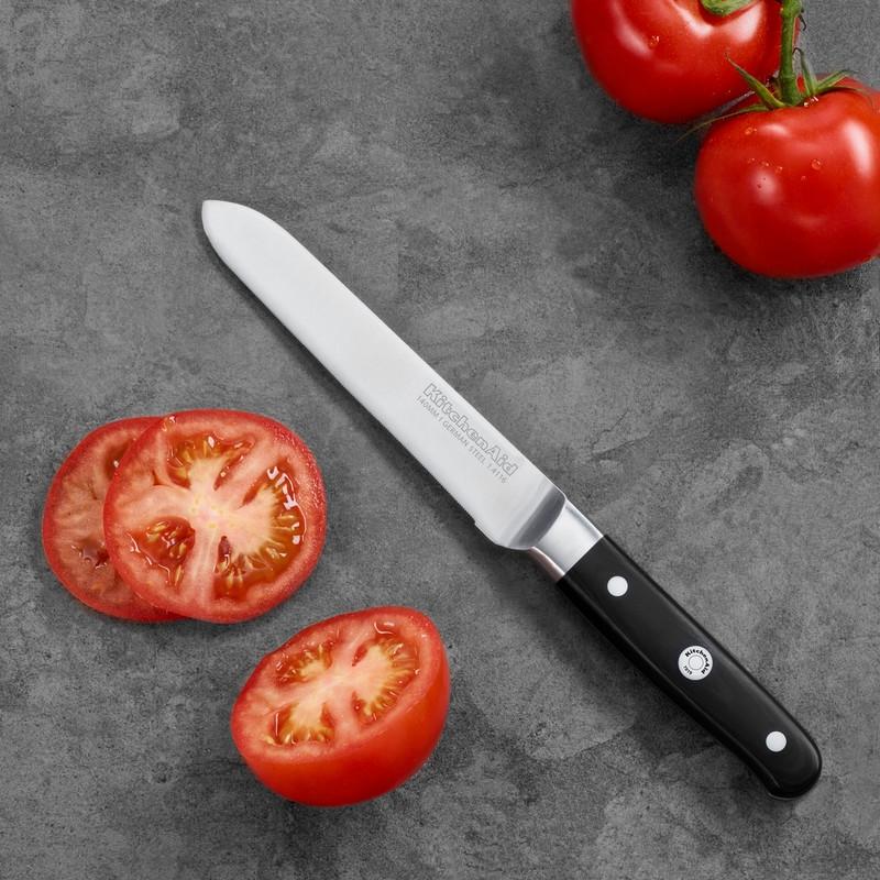 Nóż uniwersalny z ząbkami 14cm