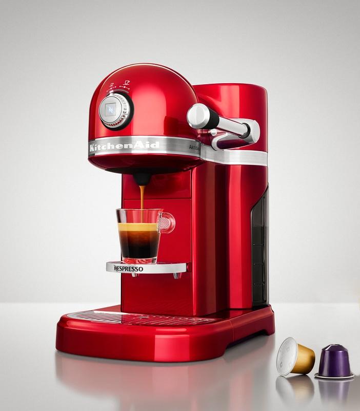 Nespresso Artisan KitchenAid