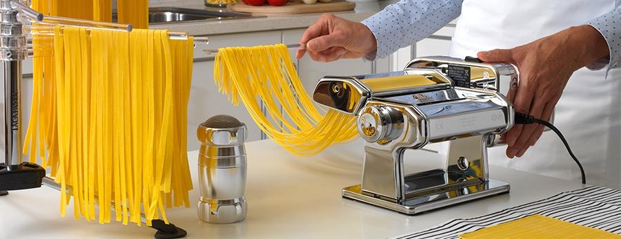 Włoska pasta i polskie pierożki bez wysiłku