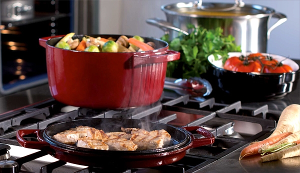 Stylowa i funkcjonalna kuchnia