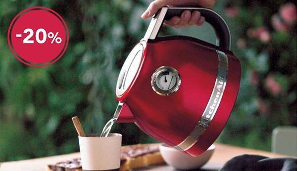 NA czajniki Artisan -20%  do 22 kwietnia lub do wyczerpania zapasów