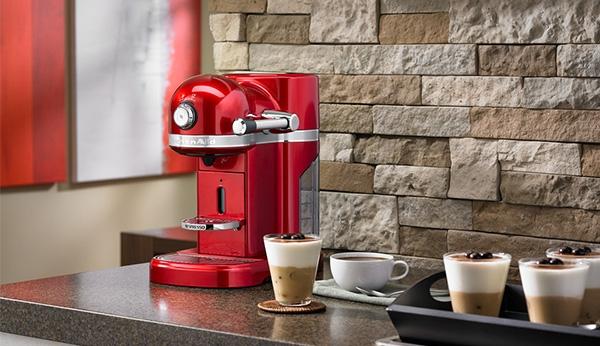 Pyszna kawa w stylu KitchenAid