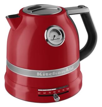 1,5L Czajnik Artisan 5KEK1522 w wariancie czerwony